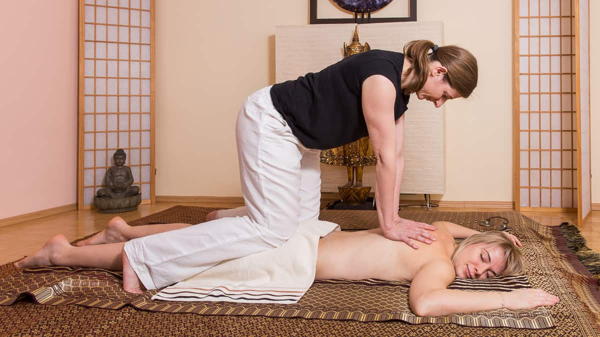 Massage- Shiatsutechnik- Mödling