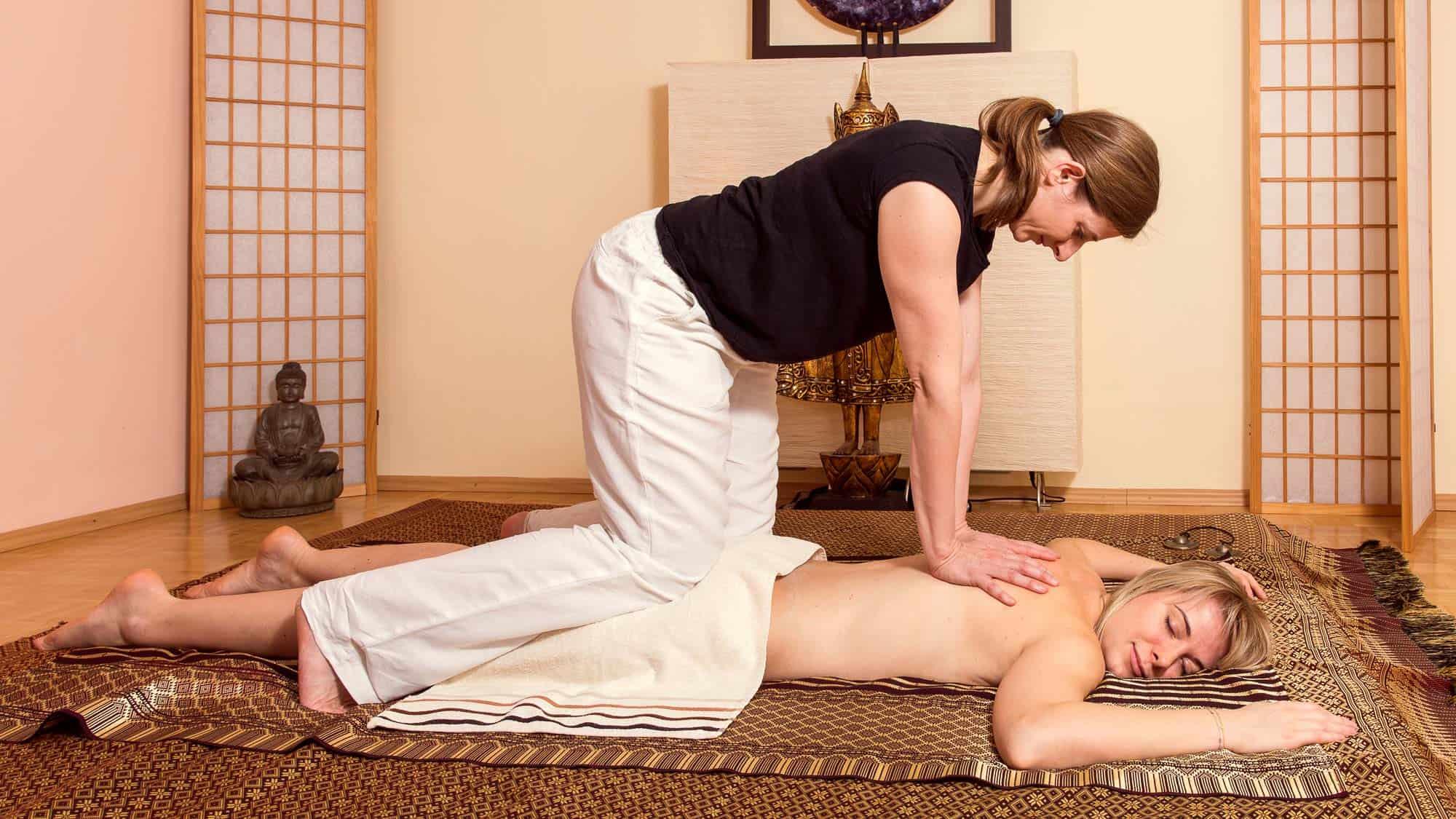 Massage in der Gemeinschaftspraxis Mödling