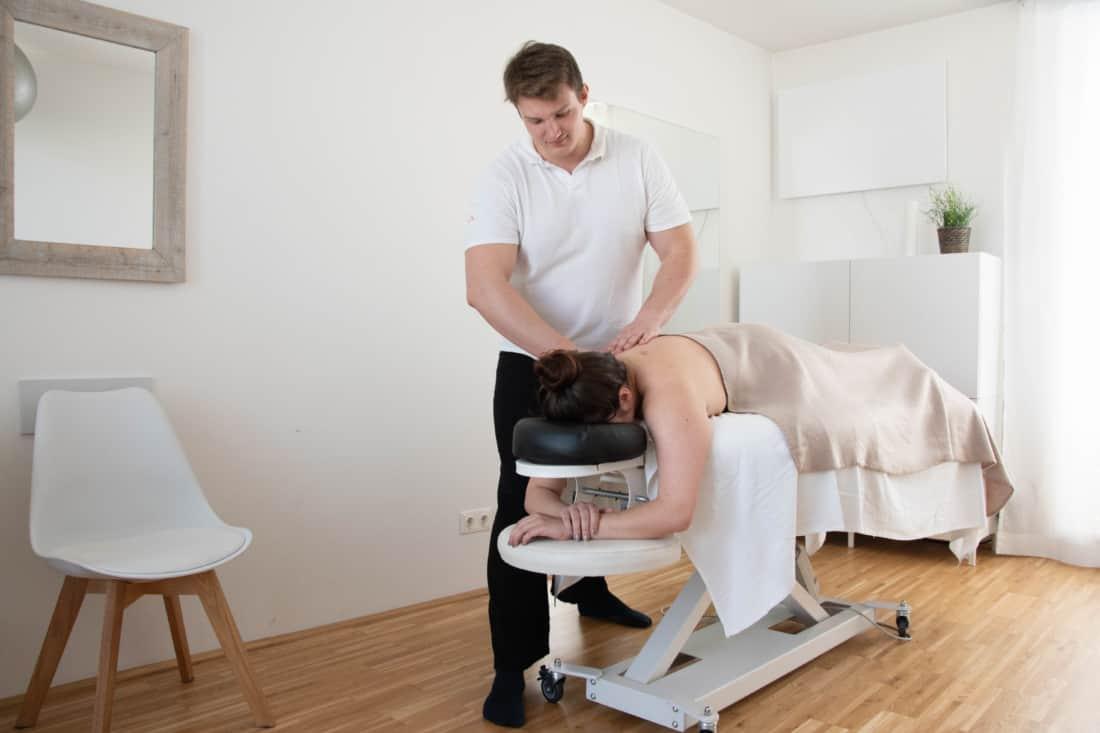 Kilian Keil - Massage-Physio Mödling