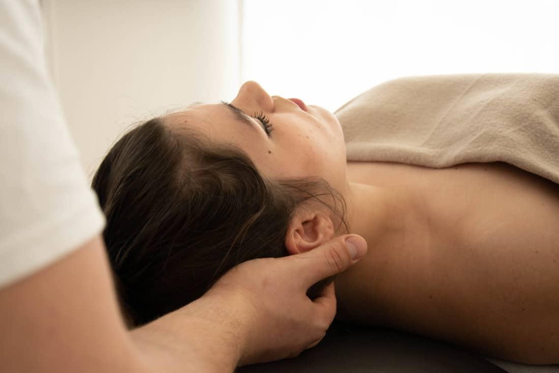 Entspannende Massage in Mödling